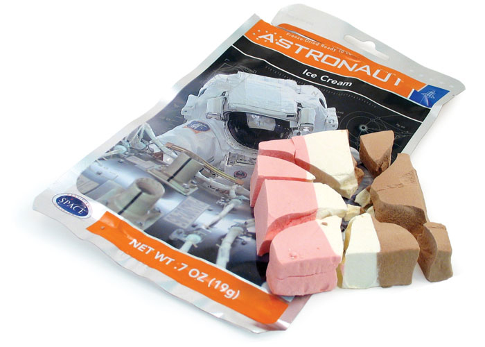 Astronaut Food Ice Cream Astronaut Ice Cream